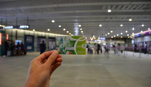 【台北観光】観光客の強い味方!北北基おもしろカードを購入して使ってみた